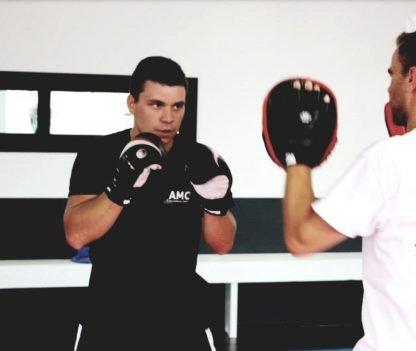 cours kick boxing à Blainville
